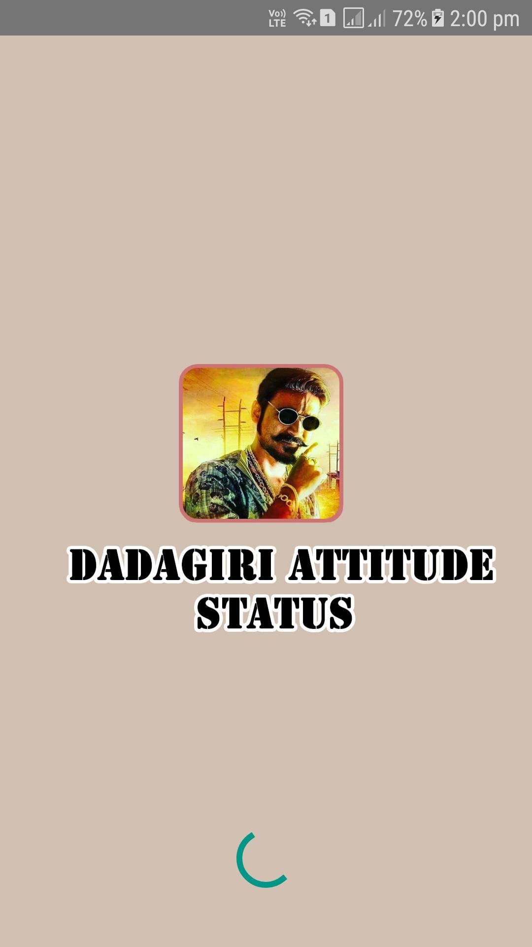Dadagiri Attitude Status for Android - APK Download