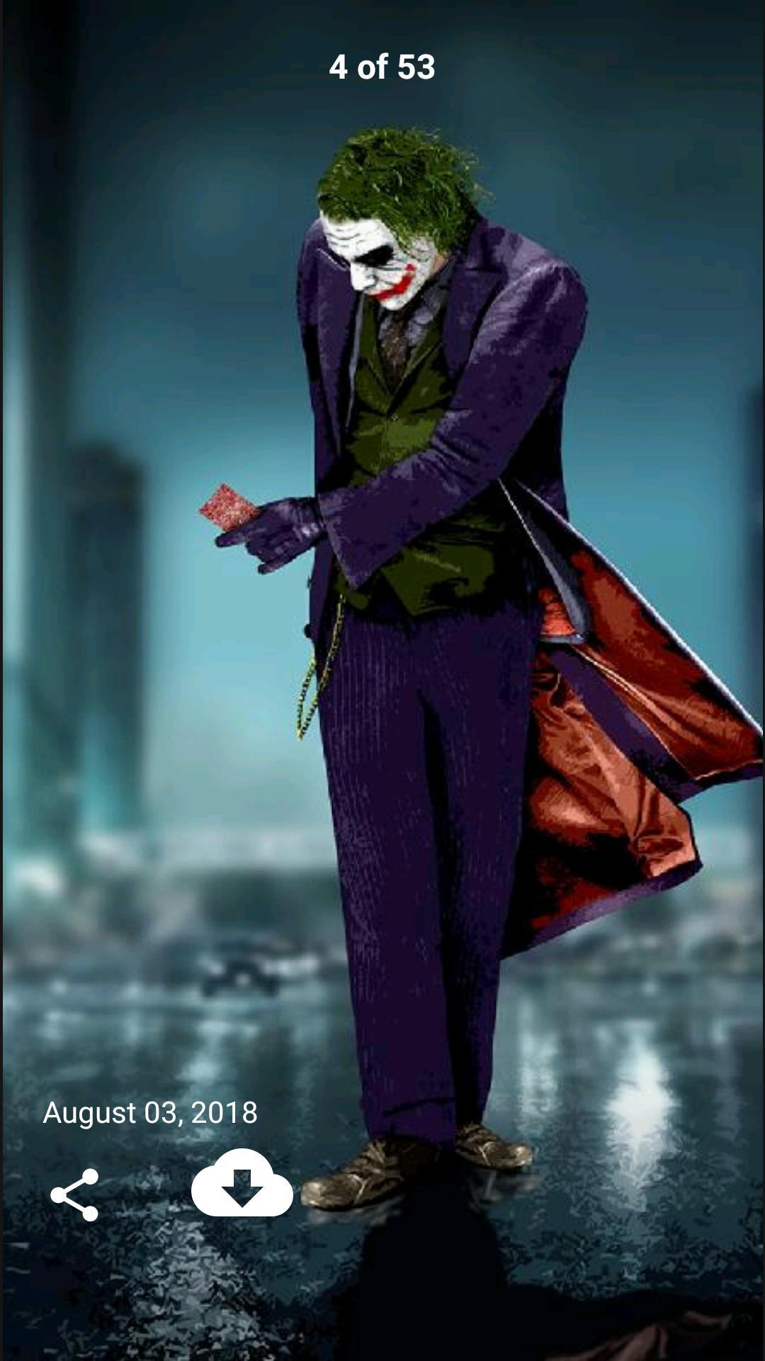 Download Wallpaper Joker Hd Android Hd Cikimm Com