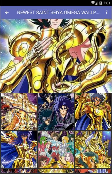 Saint Seiya Omega Wallpaper for Android - APK Download