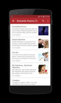 Valentines Love Message apk screenshot