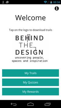 Behind the Design poster