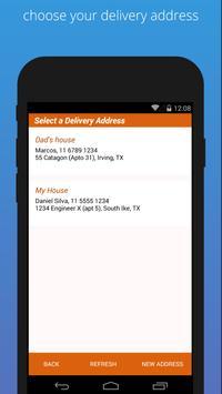 Catagon Customer apk screenshot