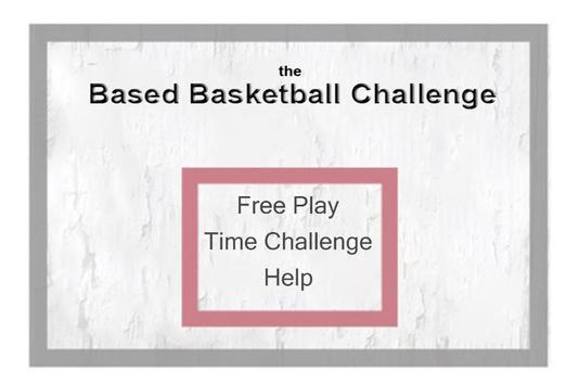 the Based Basketball Challenge apk screenshot