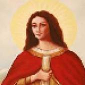 Saint Takla icon