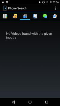 Phone Search apk screenshot