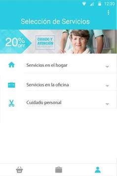 eClip clientes screenshot 1