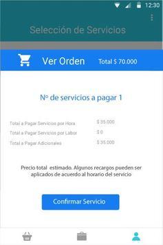 eClip clientes screenshot 2