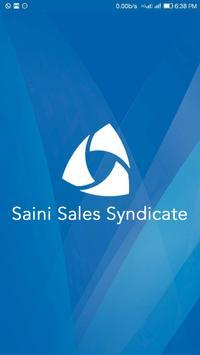 Saini Sales Syndicate poster