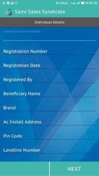 Saini Sales Syndicate apk screenshot