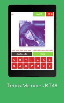 Tebak Member JKT48 screenshot 17