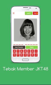 Tebak Member JKT48 screenshot 2