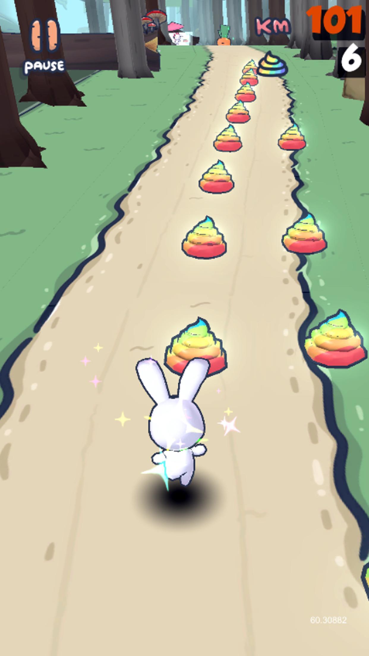 Thỏ Bảy Màu The Running Rabbit Cho Android Tải Về Apk