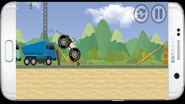 Rabbids Monster Car apk screenshot