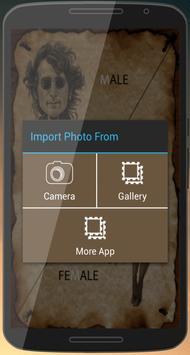 تحويل صورتك الى كرتون apk screenshot
