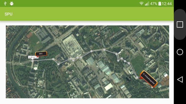 SUA in Nitra apk screenshot