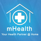 mHealth-Doctor App icon
