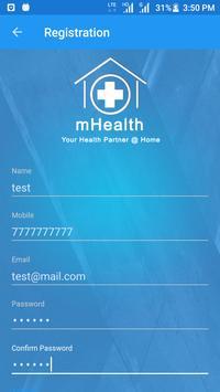 mHealth-Doctor App screenshot 3