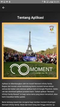 Moment Infinity Family Reward screenshot 3