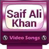 Saif Ali Khan Video Songs icon
