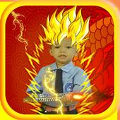 Saiyyan Photo Effect Camera icon