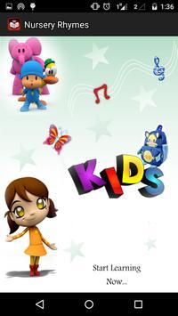 Nursery Rhymes audio videos poster