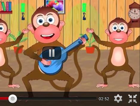Nursery Rhymes audio videos apk screenshot