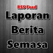 RSS Feed Laporan Berita Semasa icon