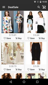 DealSale - Fashion for You poster