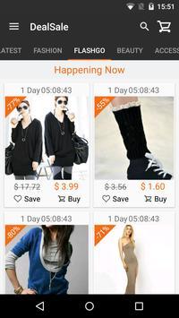 DealSale - Fashion for You apk screenshot