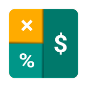Clear Tip Calculator icon