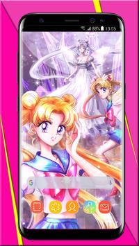Sailor Moon Crystal Wallpaper poster