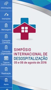 Simpósio de Desospitalização apk screenshot