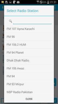 Pakistan Radio apk screenshot