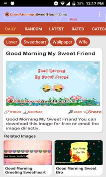 Good Morning Love Images, Quotes poster