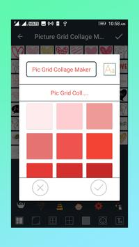 Picture Grid Collage Studio screenshot 4