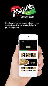 Perfetta Pizza screenshot 1