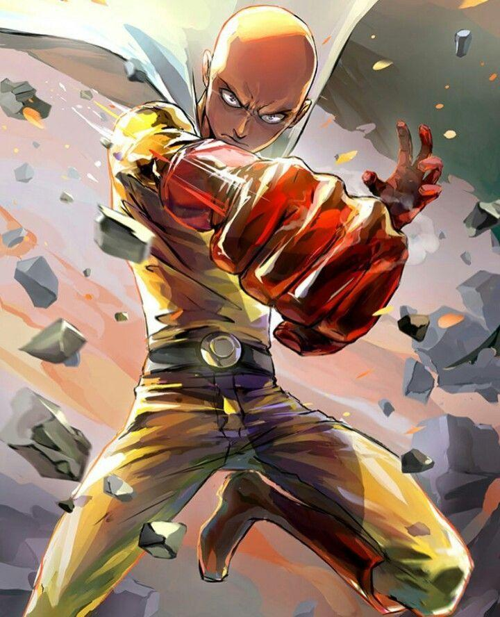 One Punch Man Wallpapers For Android Apk Download