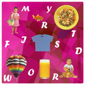 My First Words for Kids icon