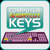 Computer Shortcut Keys icon