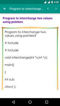 C Programs screenshot 4