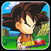 Super Saiyan Warriors icon