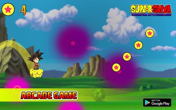 Super Saiyan Warriors poster