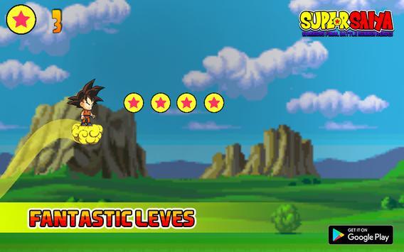 Super Saiyan Warriors screenshot 1