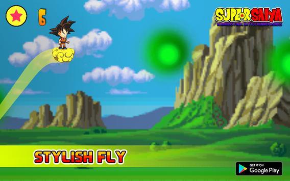 Super Saiyan Warriors screenshot 2
