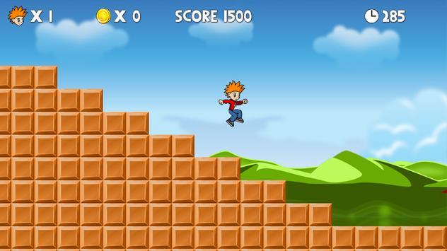 Saiyan Adventures World screenshot 1