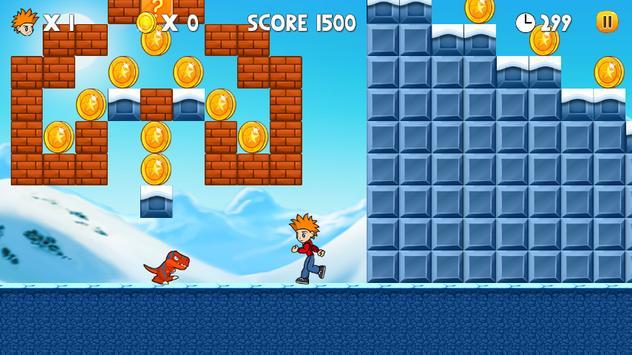 Saiyan Adventures World screenshot 2