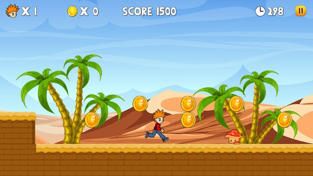 Saiyan Adventures World screenshot 3