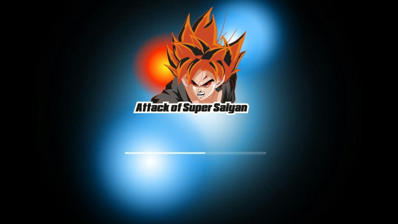 Attack Of Super Saiyan 5