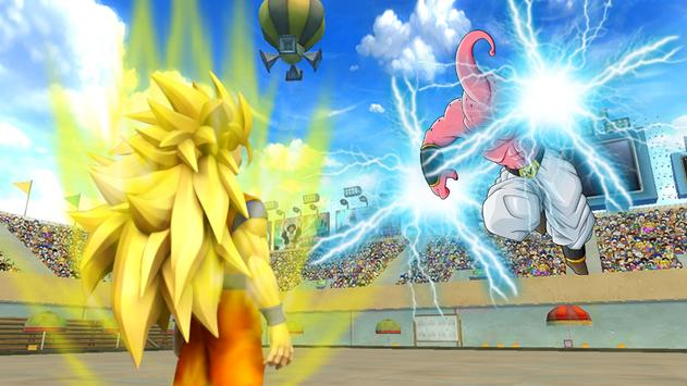 Saiyan Goku Warrior Adventure screenshot 4