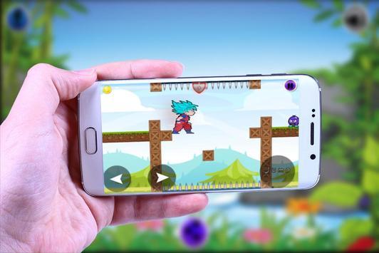 Super saiyan goku vs boo screenshot 3